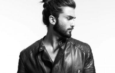 cabelo corte samurai