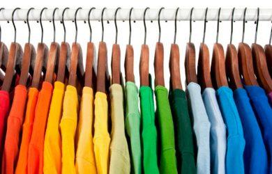 Como tingir roupas